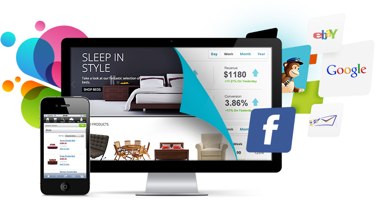 Thiết kế website thương mại điện tử chuyên nghiệp