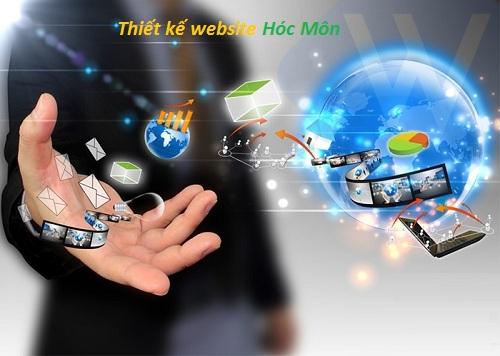 Thiết kế website tại huyện Hóc Môn